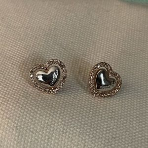NWOB Authentic Coach Earrings